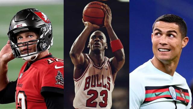 Citações motivacionais dos maiores atletas do mundo
