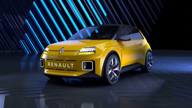 Este é o Renault 5 Prototype. O clássico está de volta e será elétrico