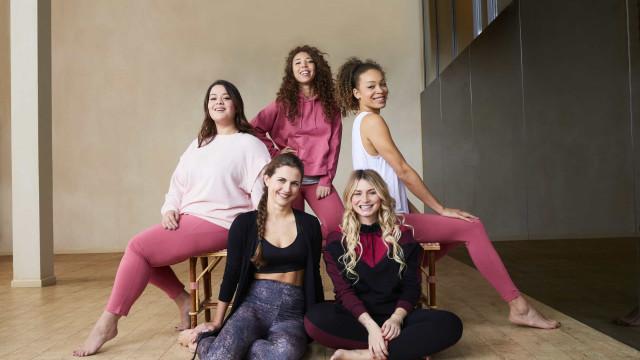 Kiabi apresenta a primeira coleção cápsula de yoga e desporto