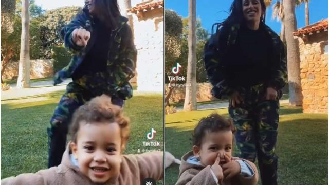 """""""Chegou o dia"""". Filho de Rita Pereira já dança nos vídeos da mãe"""