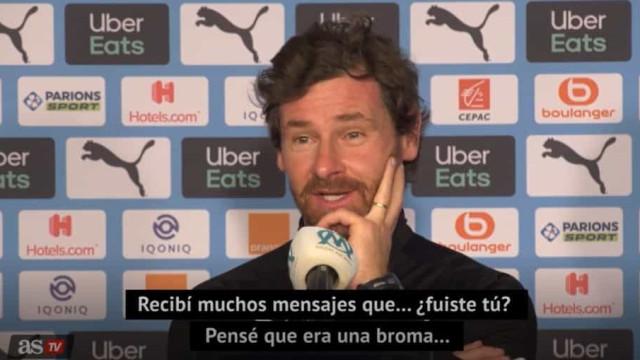 Villas-Boas recebeu mensagem sobre Diego Costa e ficou... desconfiado
