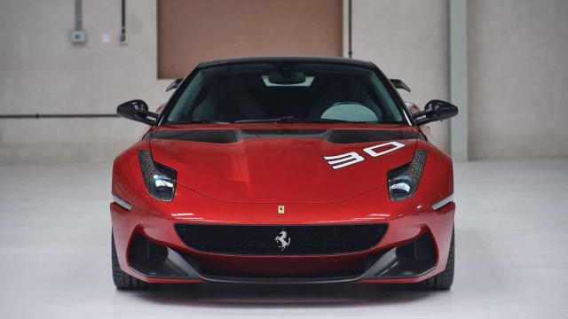 O Ferrari único no mundo que ninguém quis comprar