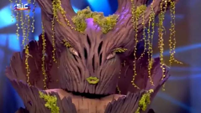 'A Máscara': Revelada identidade da Árvore. Sónia Tavares acertou