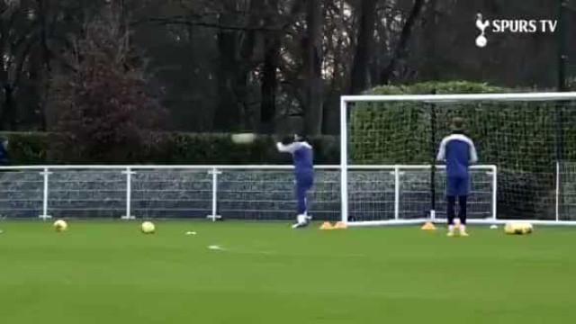 """Mou apanhado a apertar Bale: """"Queres ficar aqui ou voltar para o Real?"""""""