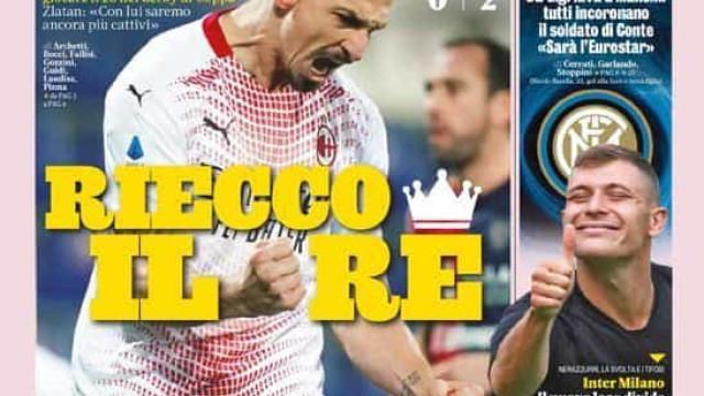 Lá fora: Dia da sentença para Messi e o regresso do rei na Serie A