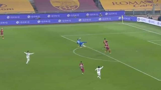 41 segundos e duas expulsões: Aconteceu no jogo da AS Roma