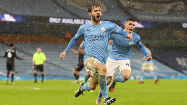 Bernardo Silva pode deixar o Manchester City e já tem destino favorito