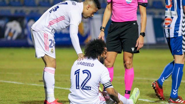 Real 'humilhado' na Taça do Rei ao perder com equipa da terceira divisão