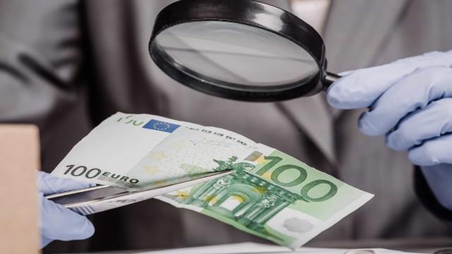 Maioria das notas falsas é de 20 euros. Saiba como identificá-las