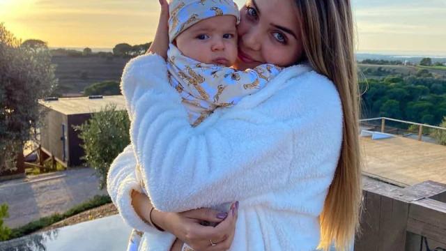 Andreia Silva celebra 5 meses do filho com (novas) fotos encantadoras