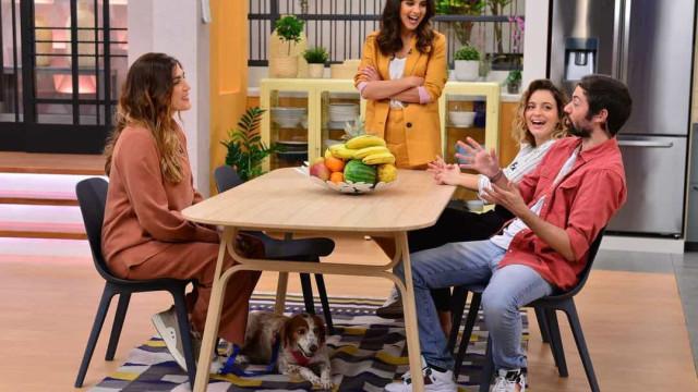 A reação do público à estreia de Sara Matos como apresentadora