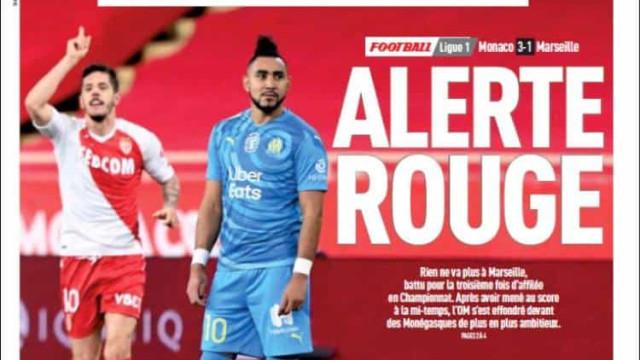 Lá fora: Pellegrini salva Paulo Fonseca e alerta vermelho no Marseille