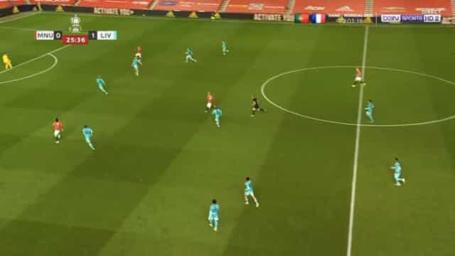 Manchester United responde ao Liverpool após passe fantástico de Rashford