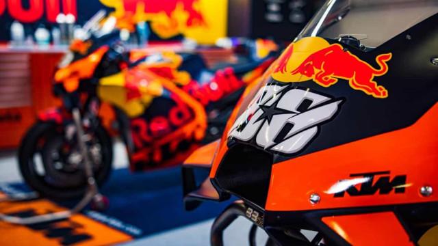 As novas cores de Miguel Oliveira no MotoGP foram hoje apresentadas