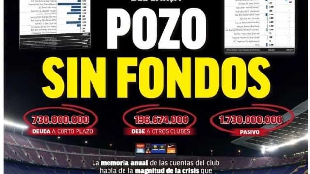 Lá fora: O 'poço sem fundo' do Barça, Mbappé no Real e Tuchel o escolhido