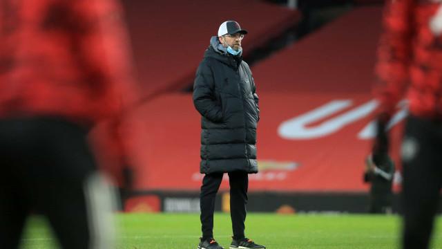 'Bomba' na Premier: Klopp pode estar de saída e Liverpool já tem sucessor