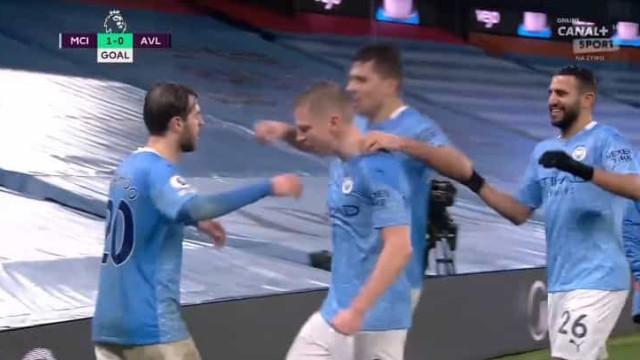 Golo polémico de Bernardo Silva obriga Premier League a mudar regras