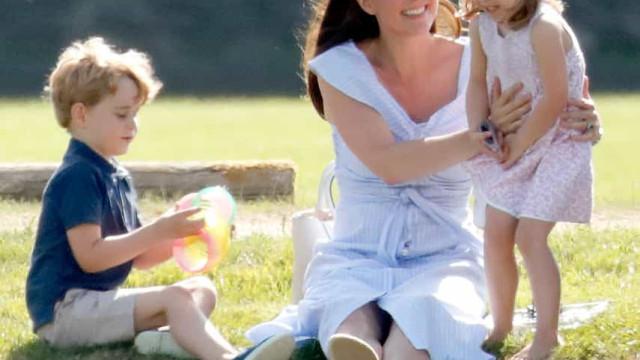 Kate Middleton tem uma tradição especial nos aniversários dos filhos
