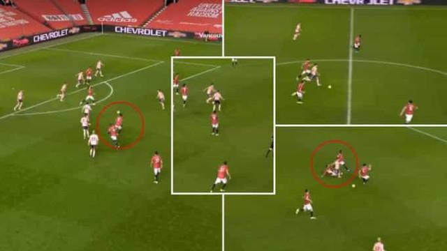 A atitude de Bruno Fernandes que deixou os adeptos do United rendidos