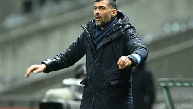 O onze provável do FC Porto para o jogo que pode decidir o título