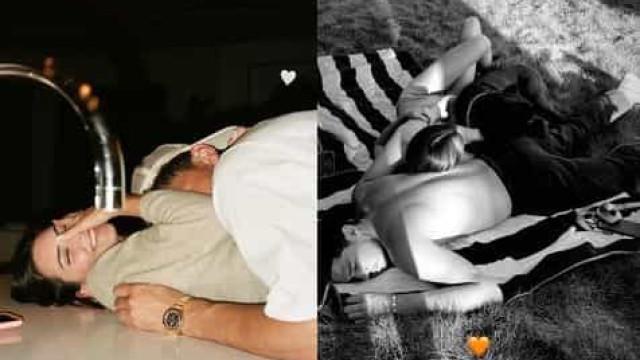 Kendall Jenner e namorado, Devin Booker, comemoram 1.º aniversário