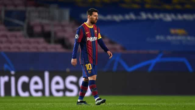 Messi deixa o Barça com 35 títulos. Saiba que troféus venceu o argentino