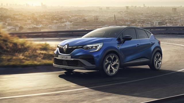 Há um novo Renault Captur e já tem preço para Portugal