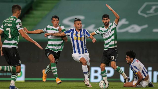 """""""FC Porto está obrigado a vencer. O Sporting será campeão se empatar"""""""