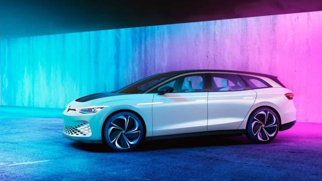 Volkswagen inicia produção de novo elétrico na segunda metade de 2021