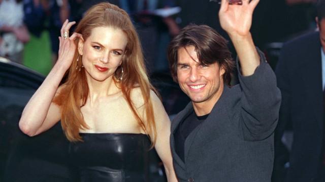 Filha de Tom Cruise e Nicole Kidman partilha rara selfie