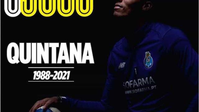 Por cá: 'Adeus' a Quintana em dia de Clássico