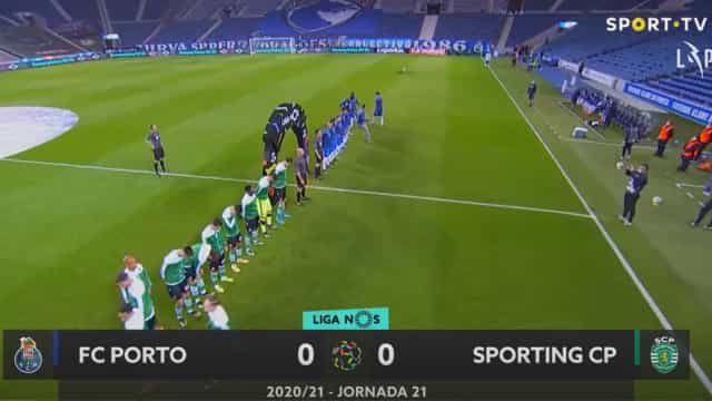 Não viu o Clássico? Fique com o resumo alargado do FC Porto-Sporting