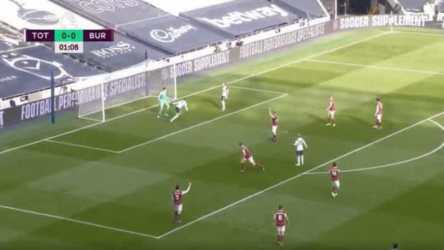 Melhor arranque era difícil. Bale adianta Mourinho em... 68 segundos