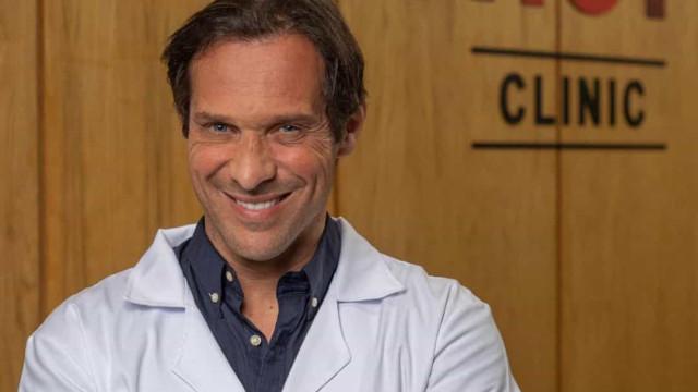 É oficial! José Carlos Pereira torna-se diretor de clínica