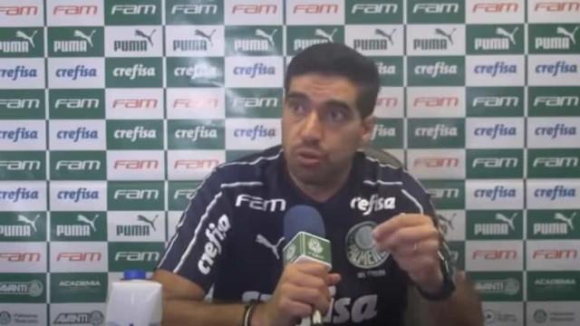 """Abel faz reflexão após vitória: """"Perdemos o Mundial e fomos crucificados"""""""
