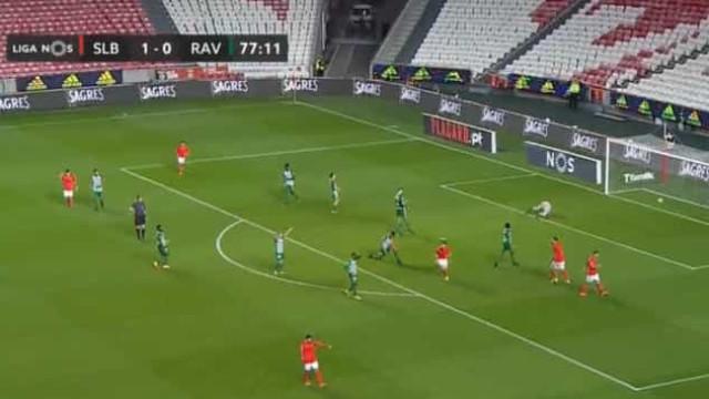 Benfica suspira de alívio à boleia do 'míssil' de Pizzi