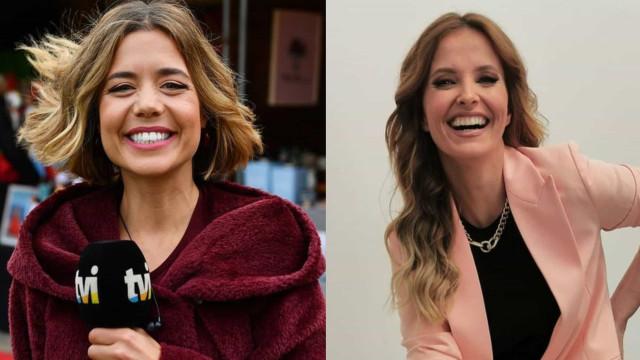 A reação de Cristina Ferreira à saída de Isabel Silva da TVI