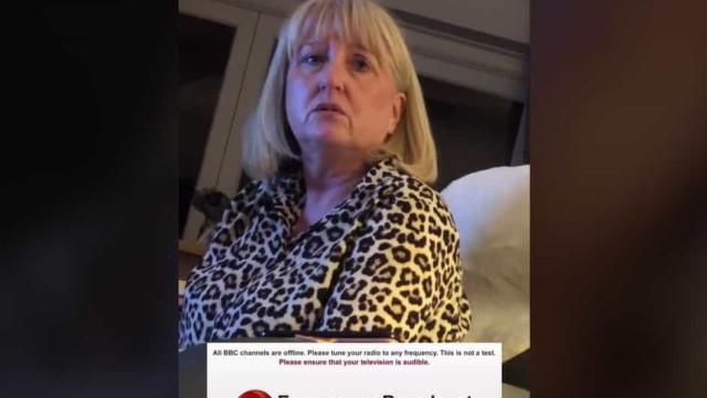Engana mãe com falso ataque nuclear e reação torna-se viral