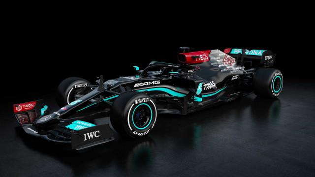 Mercedes apresenta o W12: O novo monolugar para 2021