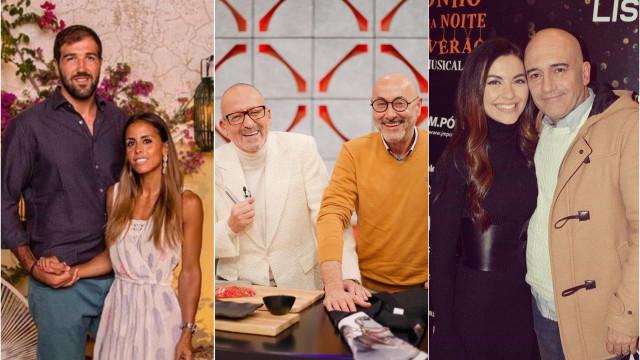Amor para durar! Casais de famosos portugueses juntos há mais de 10 anos