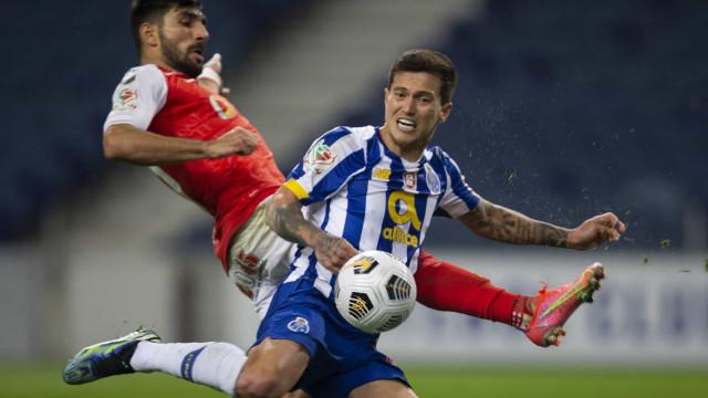 [1-3] FC Porto-Sp. Braga: Francisco Conceição vai a jogo no Dragão