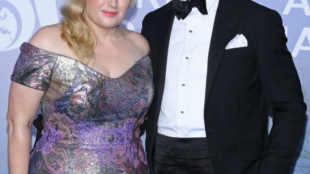 Ex-namorado de Rebel Wilson assinala aniversário da atriz