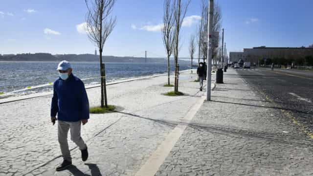 Portugal regista mais 28 mortos e 830 casos positivos de Covid-19