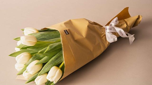 Bloom e Uber Eats juntam-se para entregar flores no Dia da Mulher