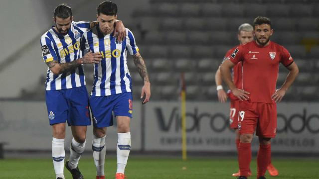 FC Porto regressa aos triunfos e deixa Sp. Braga pressionado