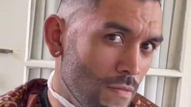 """""""Só quer a família de volta"""". Barbeiro faz transformação a sem-abrigo"""