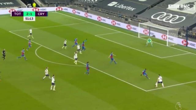 Kane assinou um golo soberbo e até Mourinho aplaudiu