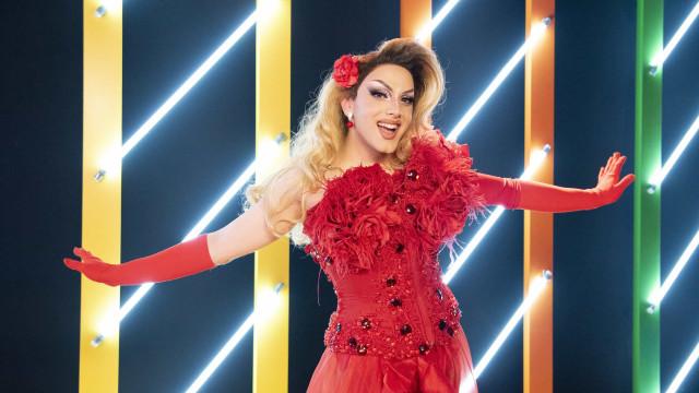 A grande surpresa! Menino de 'Uma Canção Para Ti' surge como drag queen