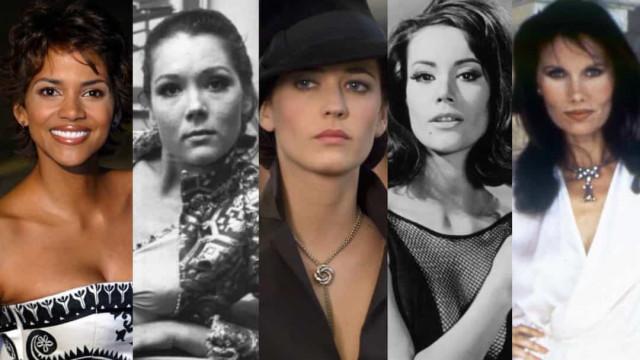 Bond girls das quais já não se lembra