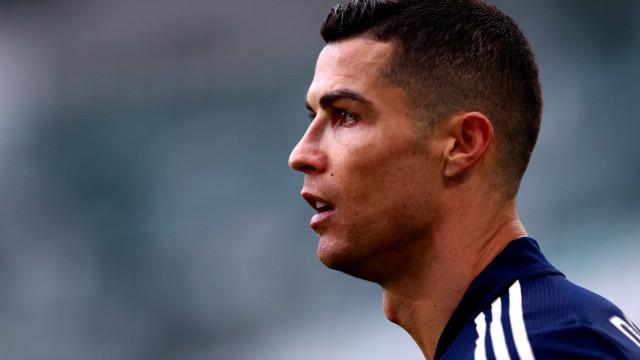 """Corriere dello Sport aponta """"dois únicos caminhos"""" para Cristiano Ronaldo"""